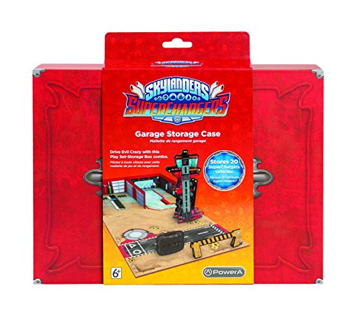 Skylanders Superchargers Pop-Up Garage Play & Display Case [import anglais]