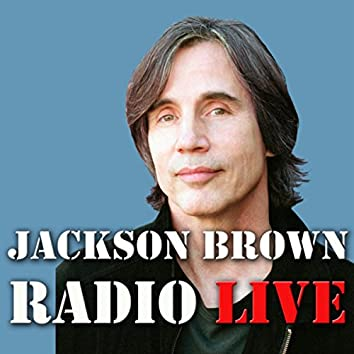 Jackson Brown Radio Live (Live)