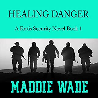 Healing Danger audiobook cover art