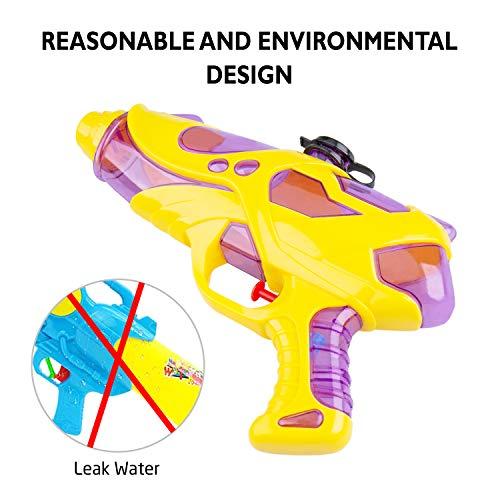 Gvoo Water Gun, Large Capacity Water Pistol Long Shooting Distance