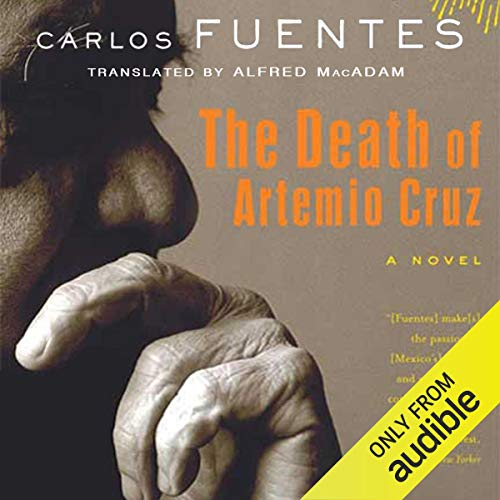 The Death of Artemio Cruz audiobook cover art