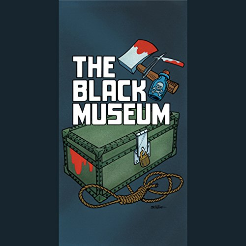 Black Museum audiobook cover art