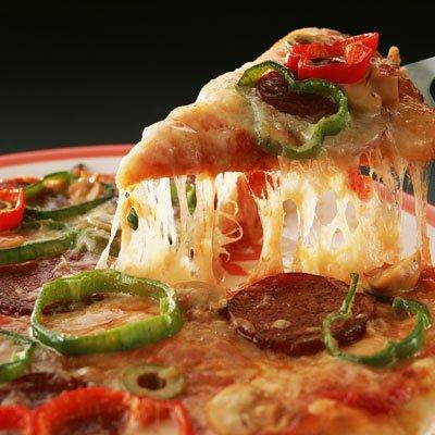 北海道十勝のチーズ屋さんが作った本格ピザ『ベーコン&クリームチーズ』1枚