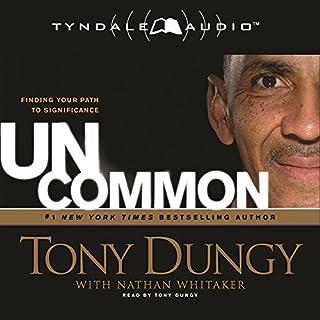 Uncommon cover art