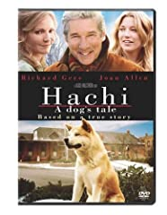 Hachi: A Dog's Tale - DVD Brand New