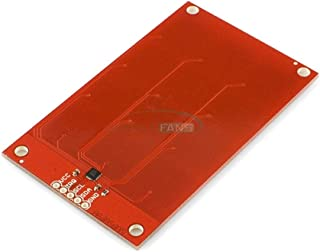 MPR121 Capacitive Touch Keypad Shield Module Sensitive Key Keyboard 3.3V Logic for Arduino DIY Electronic DIY Kit PCB Board