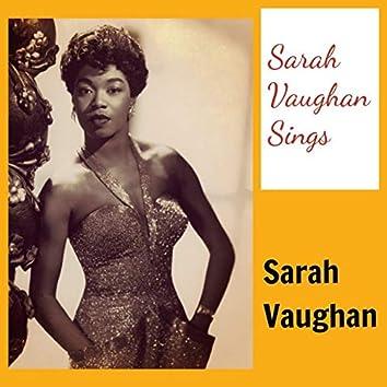 Sarah Vaughan Sings