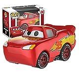 Funko–Disney Cars 33Figure Lightning McQueen Chromed, 13044