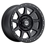 Mickey Thompson Deegan 38 PRO 4 Black Wheel with Matte Black Finish (15x10'/6x5.5') -48 millimeters offset