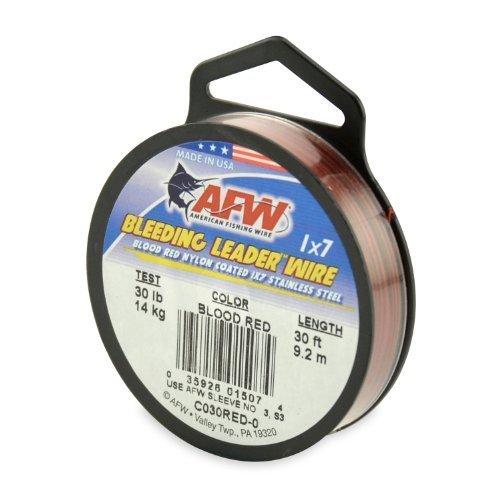 American Fishing Wire Vorfachdraht Edelstahl zahnsicher
