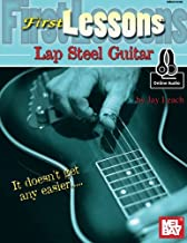 First Lessons Lap Steel Guitar