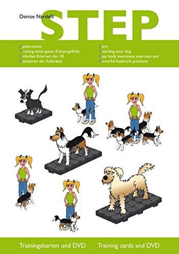 STEP - Trainingskarten und DVD: Spielerisches - Training eines guten Körpergefühls - Einfaches Erlernen der 18 - Positionen der Fußarbeit