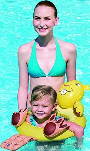 Bestway Schwimmring Biber Schwimmhilfe Schwimmreifen Badehilfe Badering