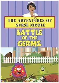 The Nurse Dolls -The Adventures of Nurse Nicole: Battle of the Germs DVD