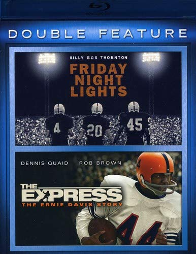 FRIDAY NIGHT LIGHT/EXPRES DBL FEAT BD WS [Blu-ray]