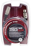 Monster Performer 600 Microphone Cable (10...