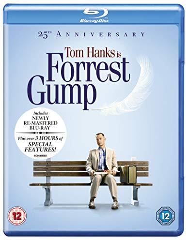 Forrest Gump- 25th Anniversary Edition (Blu-ray) [2019] [Region Free]