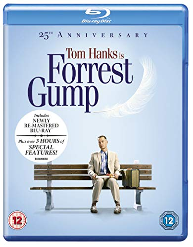 Blu-ray2 - Forrest Gump (25Th Anniversary Edition) (2 BLU-RAY)