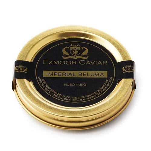 Exmoor Caviar Imperial Beluga Caviar 10g