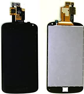 Black Touch Screen Digitizer LCD Assembly for LG Nexus 4 E960