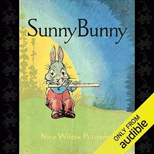 Sunny Bunny audiobook cover art