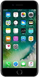 Apple iPhone 7 Plus with FaceTime - 128GB, 4G LTE, Black (5.5 Inch)