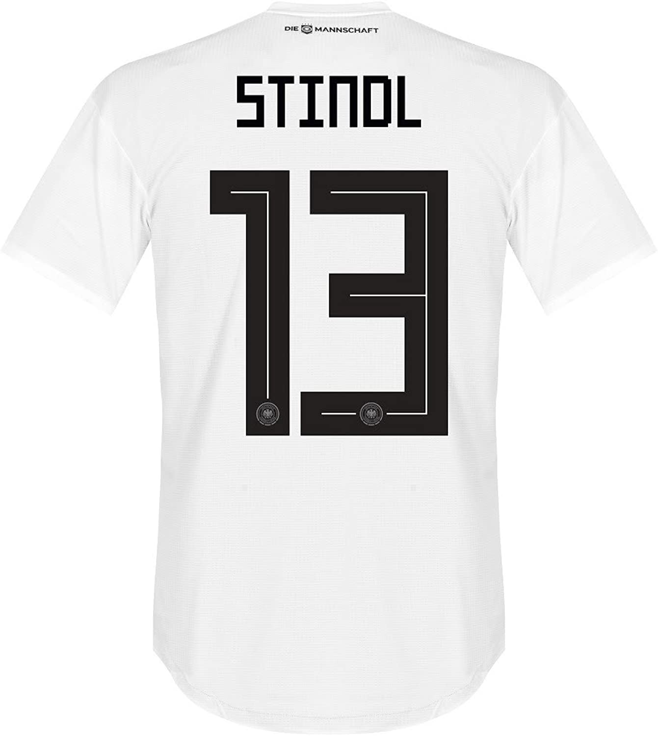 Adidas Germany Home Stindl Jersey 2018 2019 (Official Printing)
