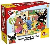 Lisciani Giochi, 75805, Bing, Giant Floor Puzzle, Puzle Bravo Bing, 24 piezas