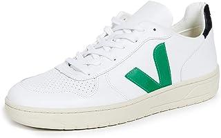 c8c020e0c04930 VEJA V10 Leather Homme Baskets Mode Blanc