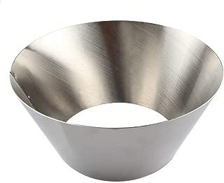 Dracarys BBQ Whirlpool for Vortex Weber 22 Weber Kettle Vortex- Weber 22.5 18.5 Kettle Grill Accessories-BBQ Steel Weber Whirlpool Grill Kettle (Medium)