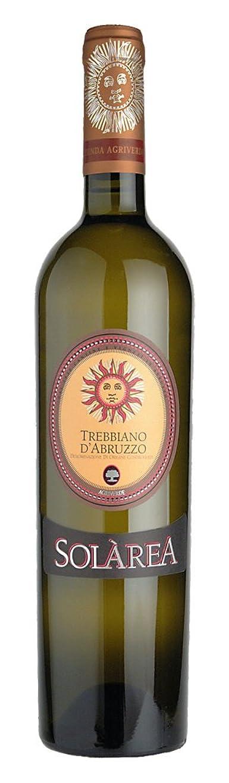 ソラリア トレビアーノ?ダブルッツォ DOC アグリヴェルデ イタリアワイン 白 オーガニック BIO