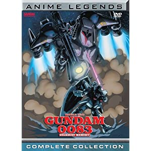 Mobile Suit Gundam 0083: Stardust Memory (Anime Legends Collection)