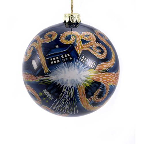 Quirky Doctor Who Christmas Ornaments  Christmas Mosaic