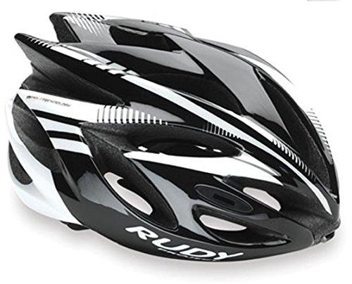 Rudy Project Airstrom Casco Ciclismo, Unisex Adulto, Negro, L