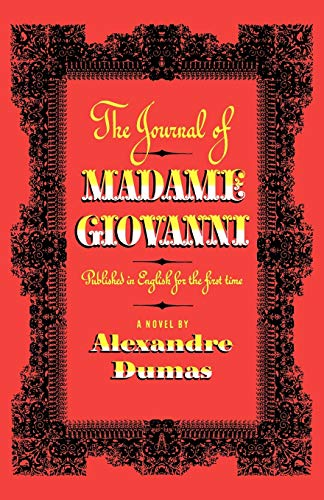 The Journal of Madame Giovanni