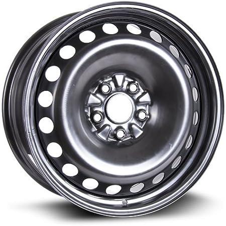 RTX, Steel Rim, New Aftermarket Wheel, 18X8, 5X120, 64.1, 40, black finish X48564
