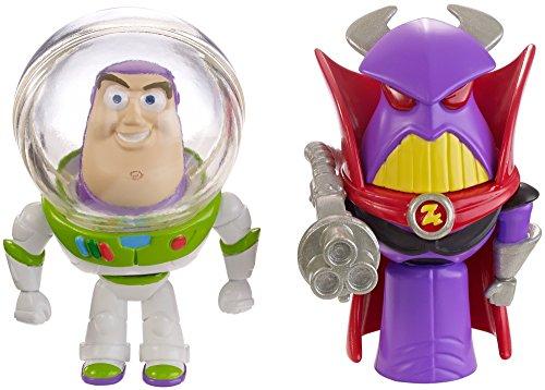Toy Story Mattel Disney Pixar Buzz & Zurg Figures (Dpf05)