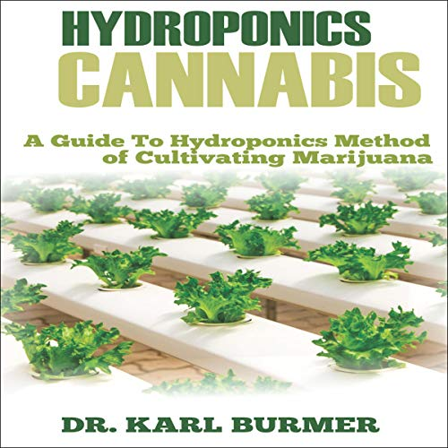 Hydroponics Cannabis cover art