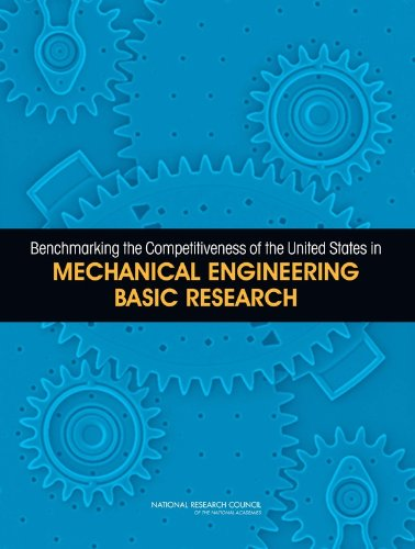 Benchmarking the Competitiveness of the United States in Mechanical Engineering Basic Research