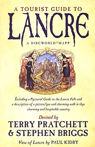 A Tourist Guide To Lancre: A Discworld Mapp (English Edition)