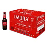 Daura Damm Cerveza Sin Gluten - Caja de 24 Botellas x 330 ml - Total: 7.92 L