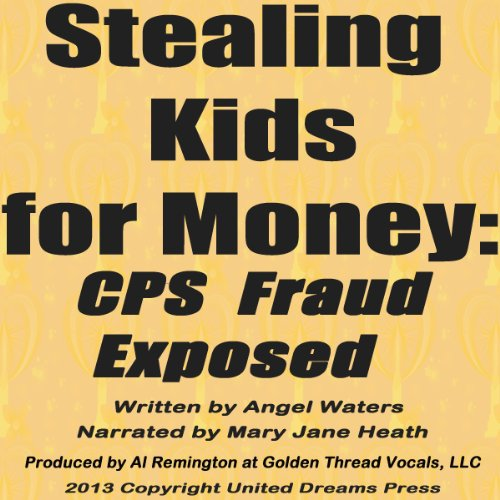 Stealing Kids for Money audiobook cover art