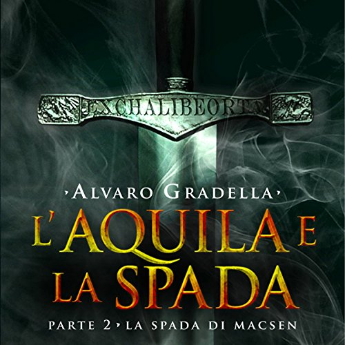 La spada di Macsen audiobook cover art
