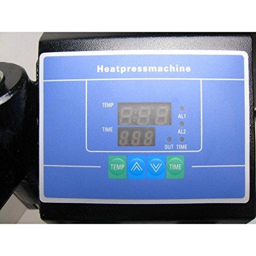 HobbyCut A7-C Transferpresse Cappresse Mützenpresse Kappenpresse - 3