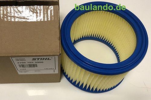 STIHL Filterelement für SE 61–SE 122 E