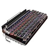 Retro Typewriter Keyboard, 7KEYS Electric...