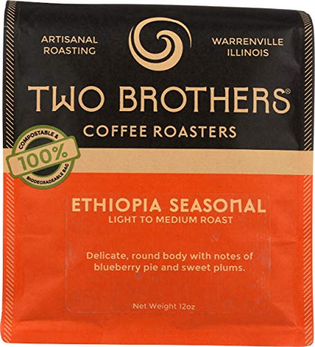 Two Brothers, Coffee Ethiopia Limited, 12 Ounce