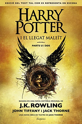 Harry Potter i el llegat maleït: Parts u i dos (SERIE HARRY POTTER)