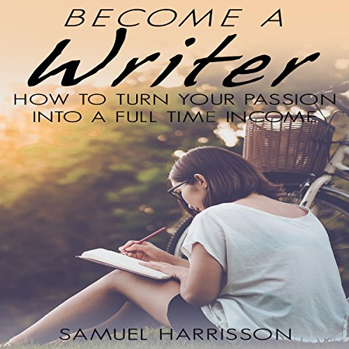 Become a Writer audiobook cover art