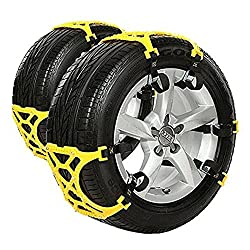 top 10 best tire chains for trucks pickups and suvs of 2018 reviews savant magazine. Black Bedroom Furniture Sets. Home Design Ideas